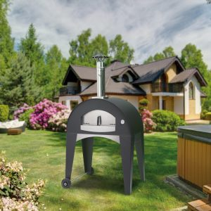 Fontana Amalfi Wood Pizza Oven