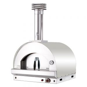 Stainless Steel Margherita Gas Oven