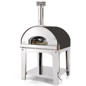 Fontana Marinara Wood Fired Outdoor Oven - Anthracite