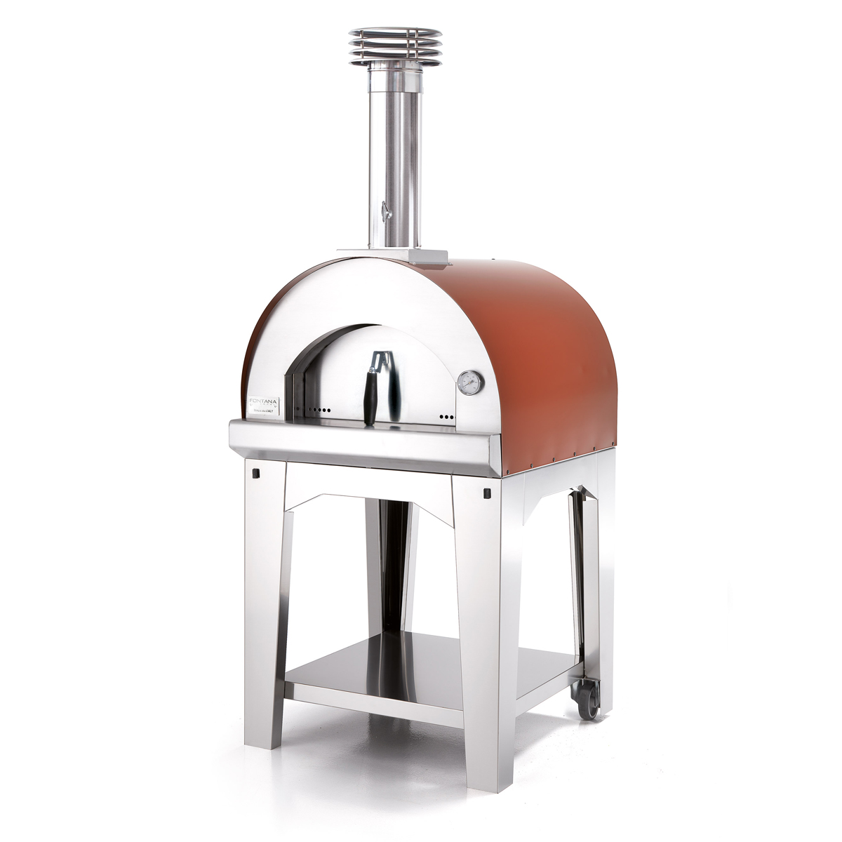 Fontana Margherita Wood Pizza Oven