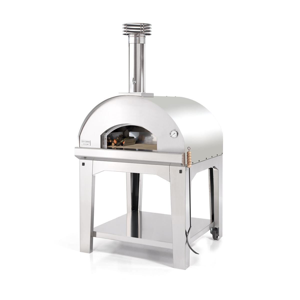 Fontana Marinara Wood Pizza Oven