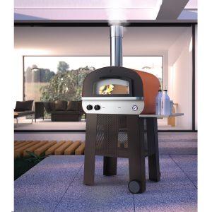 Fontana Piero Gas & Wood Pizza Oven