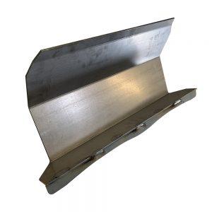 Corten Steel Oven Protector